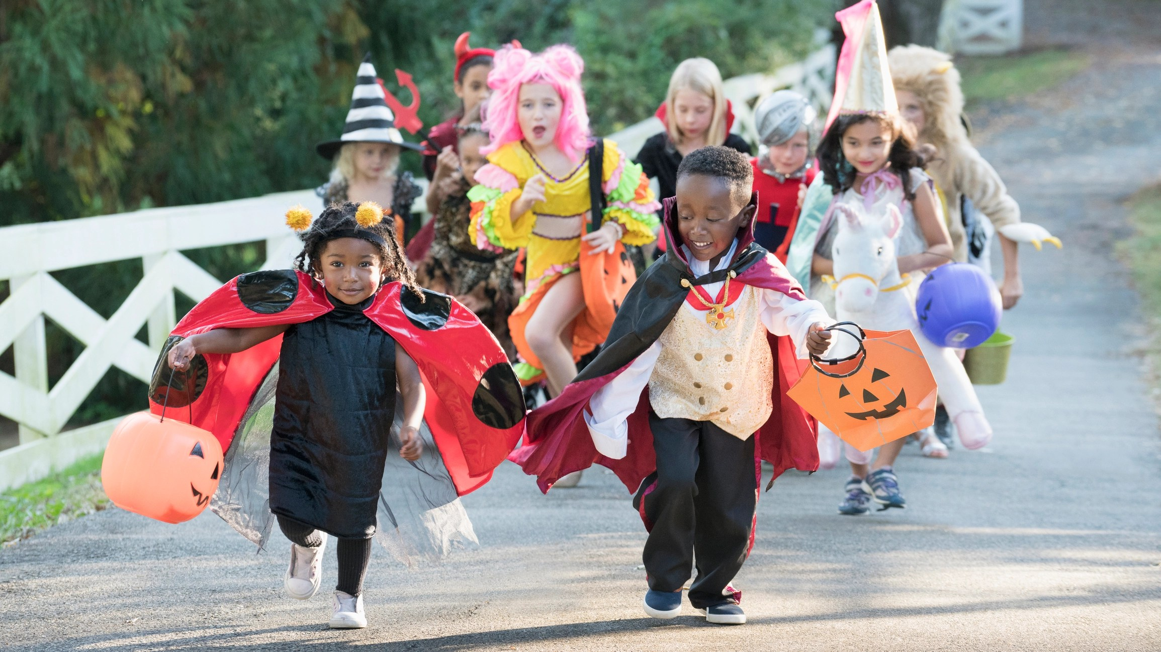 Where To Take Kids Trick Or Treating On Halloween In