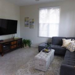 Garage Door Living Room Retro Chairs Open House Review: 105 Waterman | Irvine Housing Blog