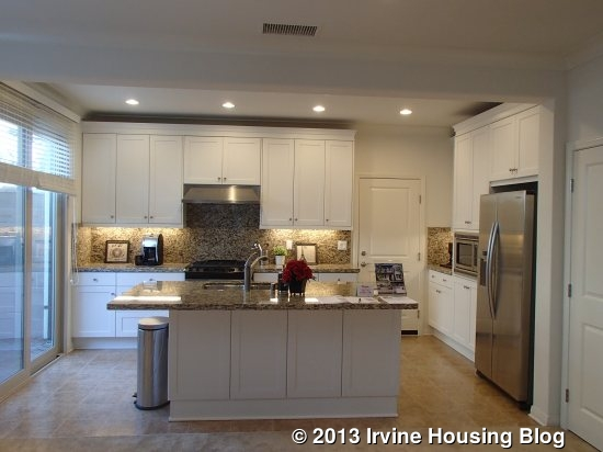 white kitchen wall cabinets replacement for mobile homes open house review: 223 mayfair | irvine housing blog