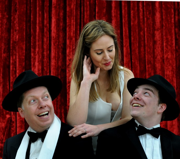 The Irving Stage Company production of The Producers. PICTURE: Andy Abbott