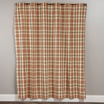 country primitive shower curtains