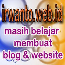 Belajar Blog Website