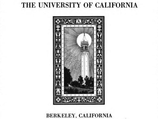 Harvard Ph.D. Alumnus (1906) and Berkeley Professor Stuart