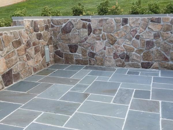benefits of adding a flagstone patio