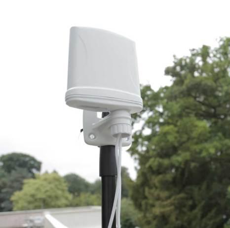 Mobile Web Streaming Antenna