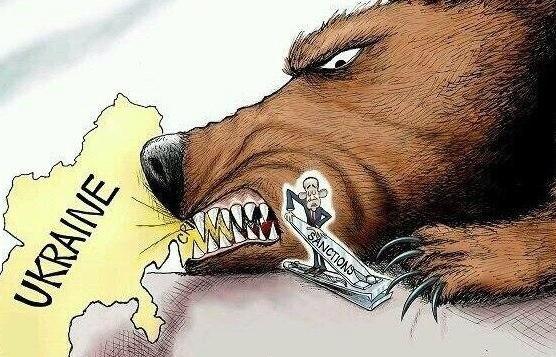 Ryssland är Inte Sovjetunionen Vilket Härmed är Bevisat