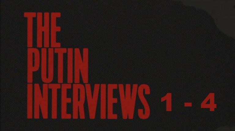 Intervjuer med Putin