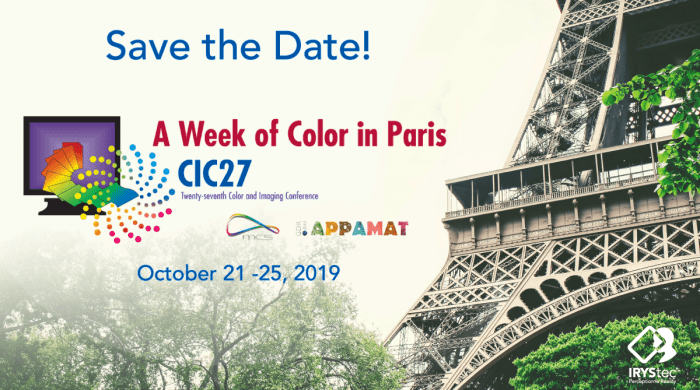 A Week of Color in Paris - CIC27