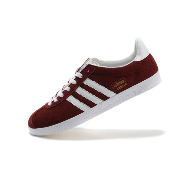 Adidas Gazelle Femme Rouge 6