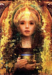Sophia Wisdom Goddess