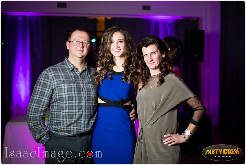 sweet sixteens toronto parents