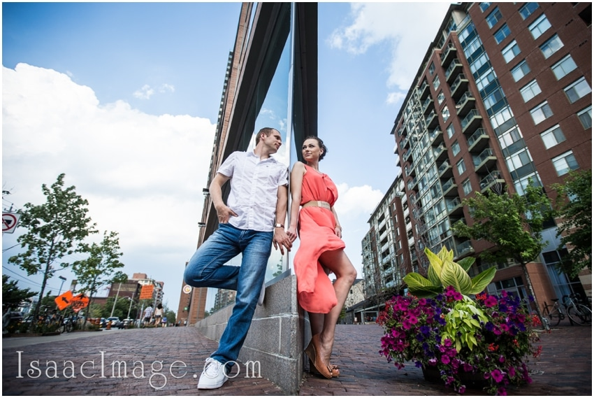 Distillery District Engagement
