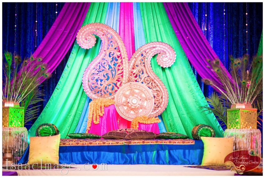 mandap indian wedding decor