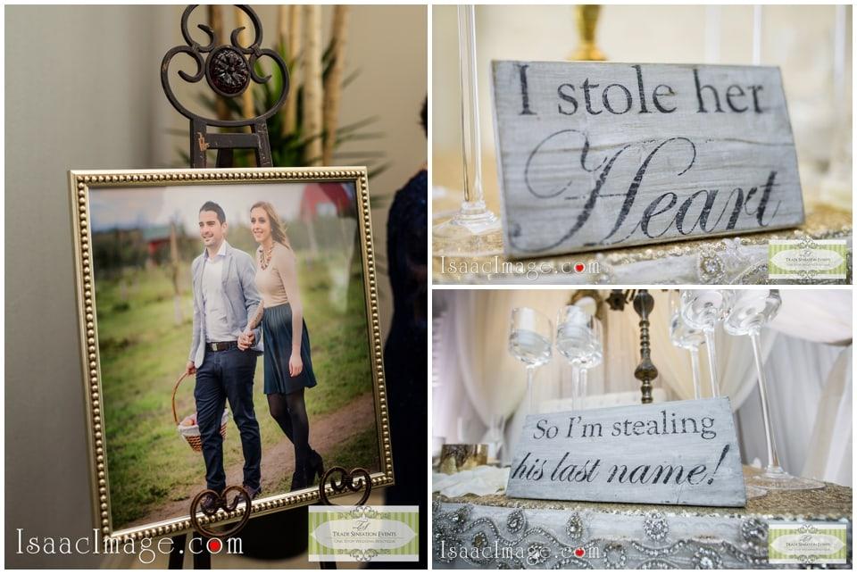 Wedding props decor