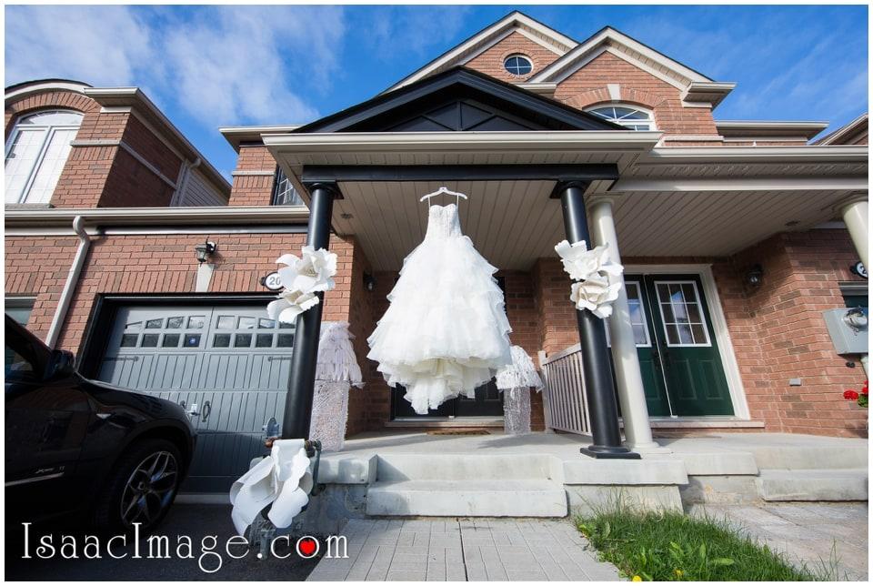 Wedding dress Oleg Cassini