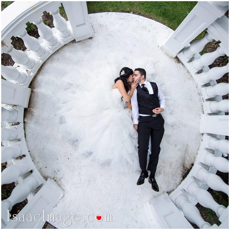Bride and Groom amazing shot