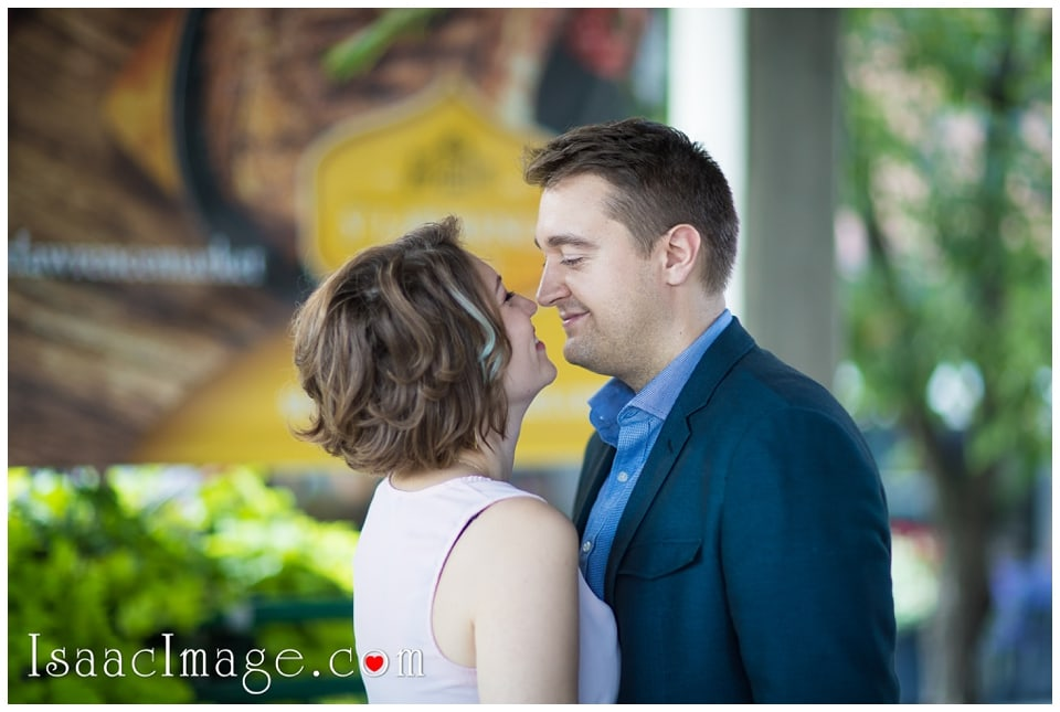 Distillery district Toronto engagement photo session Alexandra and Konstantine_0215.jpg