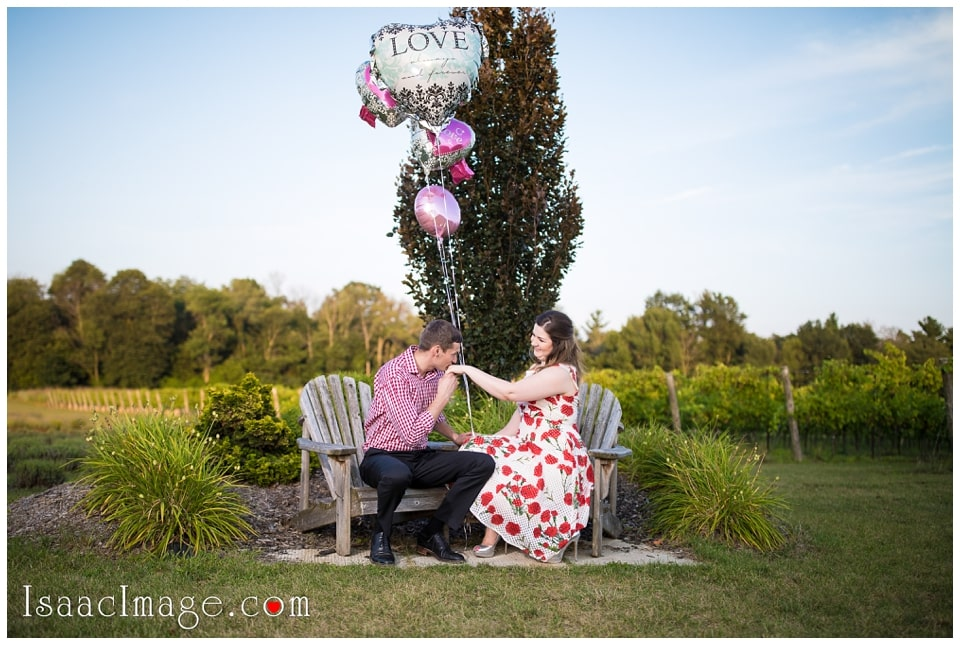 Bonnieheath estate lavender winery Engagement_3425