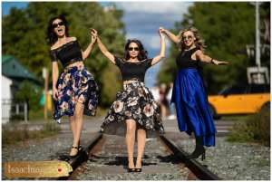 Unionville Friends photo session