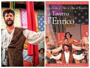Taverna di Enrico @ Festa del Renaixement | Tortosa | Catalunya | Espanya