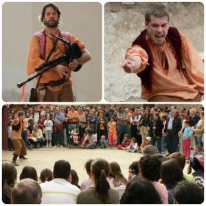 Lo Sacaire del Llobregat @ Festival Llegendes de Catalunya | Sant Martí de Tous | Catalunya | Espanya