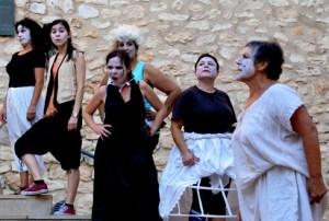Classes Teatre de Carrer @ Tracart | Vilanova i la Geltrú | Catalunya | Espanya