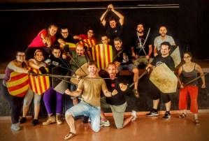 Taller coreogràfic Combat Medieval i Teatral @ Sant Pere de Vilamajor | Sant Pere de Vilamajor | Catalunya | Espanya