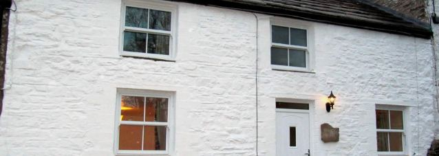 Isaac's Byre self-catering cottage