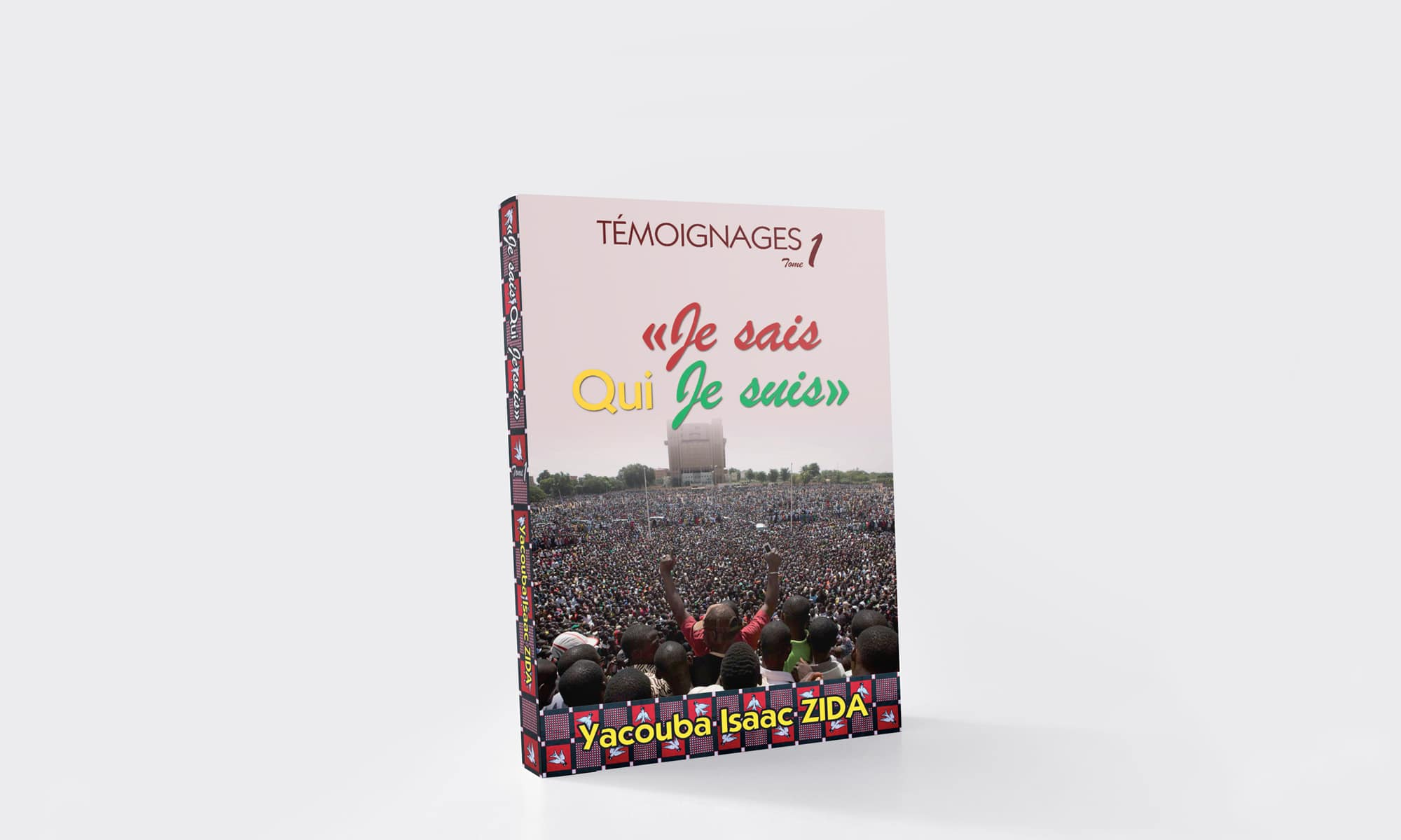 "Yacouba Isaac Zida : Livre ""Je sais qui je suis"""
