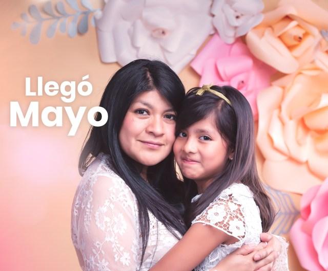 Iniciamos Mayo, mes de la piedad