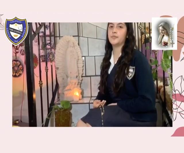 Santo Rosario en Honor a nuestra Madre Santísima