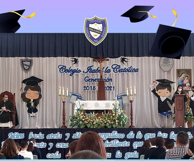 Eventos de Clausura Ciclo Escolar 2020 – 2021