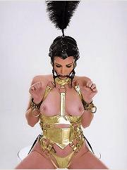 BDSM Bilder Blick nach unten