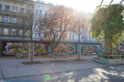 yppenplatz wien graffiti