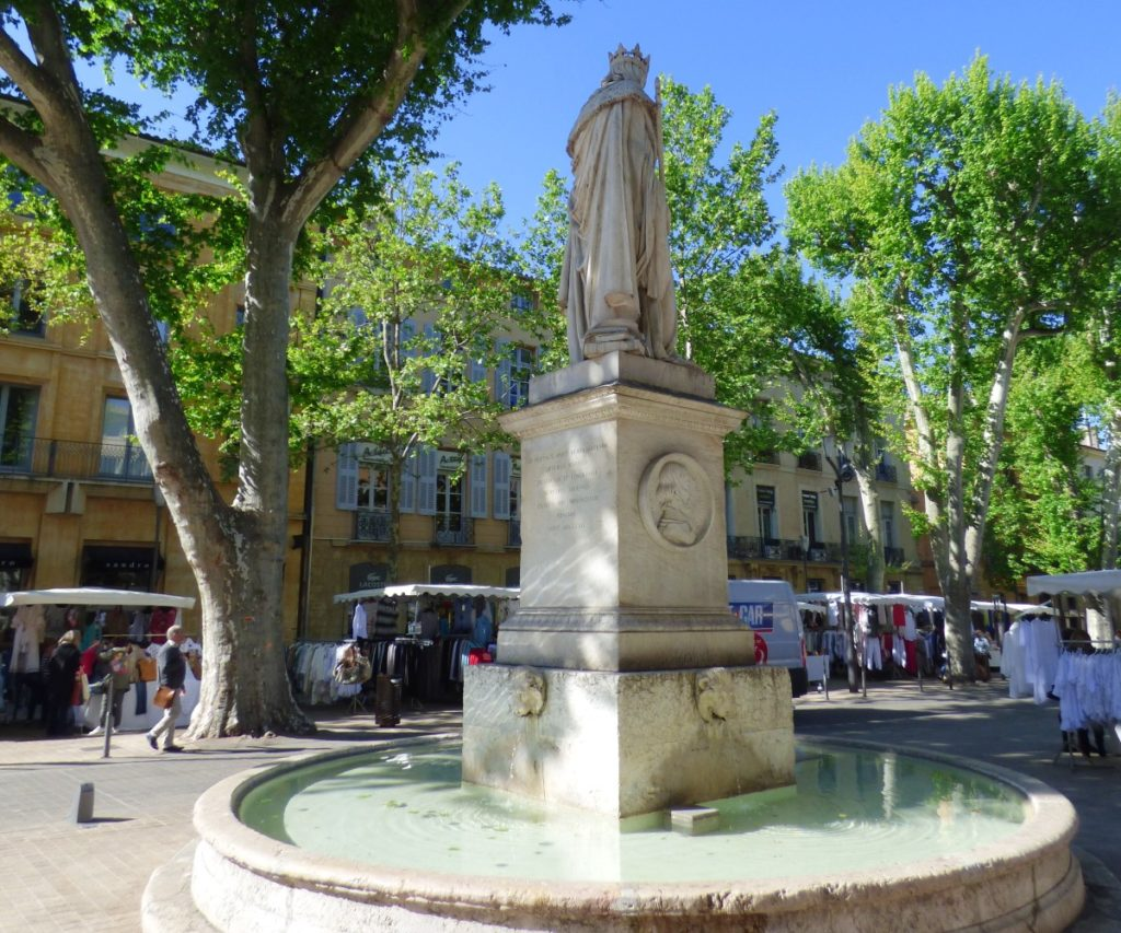 visite guidée d'aix en provence