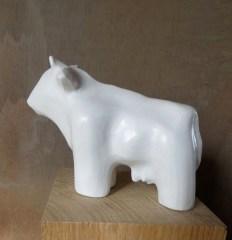 Vache / Terre sigillée / L 13 x H 9