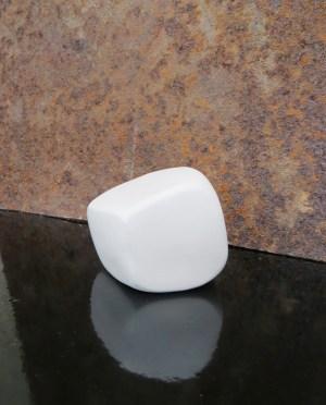 Cube / Terre sigillée / 7