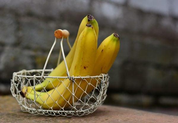 des bananes pour faire un banana bread