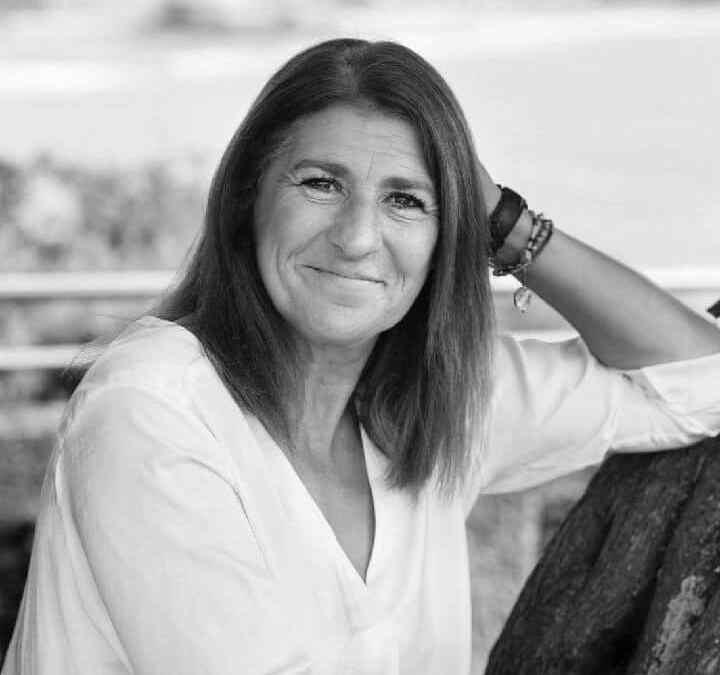 Nathalie Beau de Loménie pour le livre Biarritz et la mode