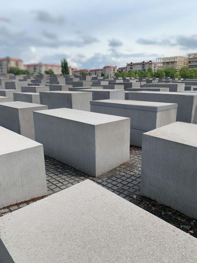 mémorial berlin