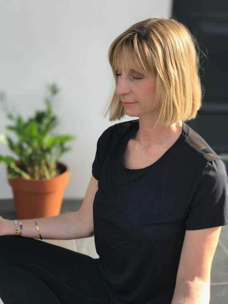 isabel kehr professeur de yoga
