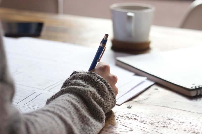 écrire pour vivre au ralenti