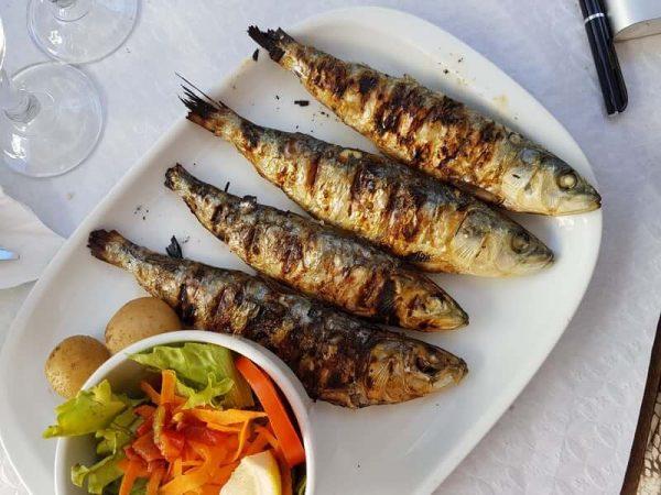 sardines pour les oméga-3