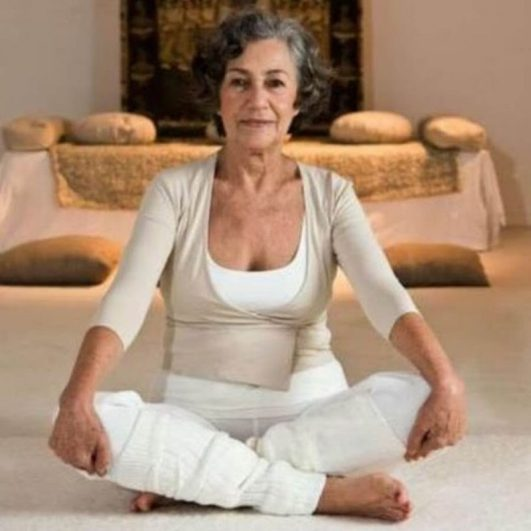 Dinah Rodriguez fondatrice du Yoga Hormonal