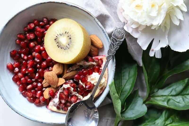 alimentation saine pour soulager les symptômes de la ménopause