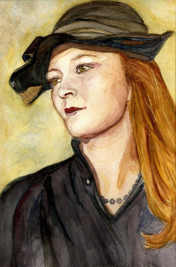 Autoportrait 20 ans