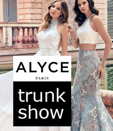 Alyce Paris Trunk Show