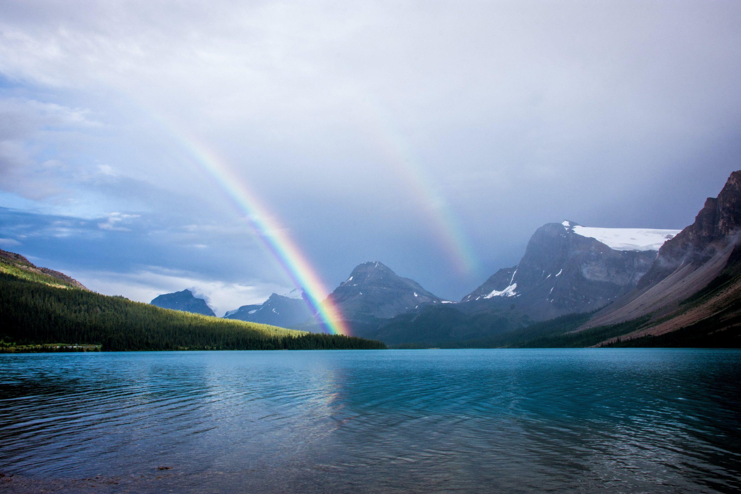Halos solares y arcoíris, ¿en qué se diferencian?