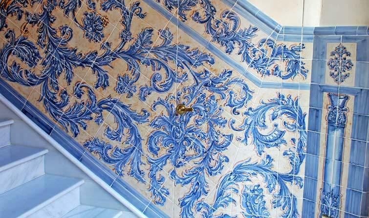 CERMICA  Taller de cermica  Azulejos  Retablos  Murales