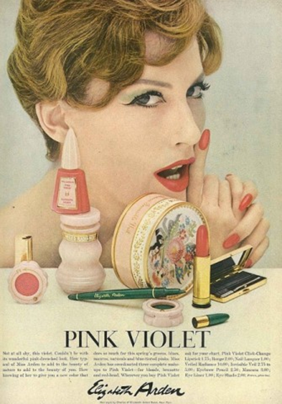 Vintage Make Up 1950s Tutorials Facts And Beauty Tips